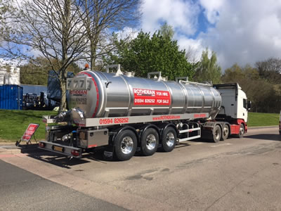 Vacuum Tankers from Rothdean