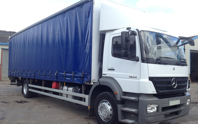 Rigid Trucks from Rothdean UK