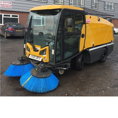 2012 JOHNSTON C201 ROAD SWEEPER
