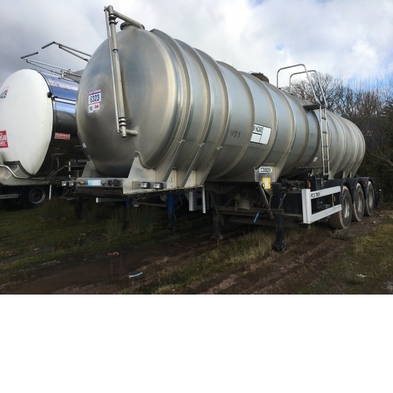 2011 Crossland  in Vacuum Tankers Trailers