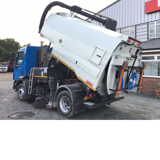2007 DAF JOHNSTON VT650 in Truck Mounted Sweepers