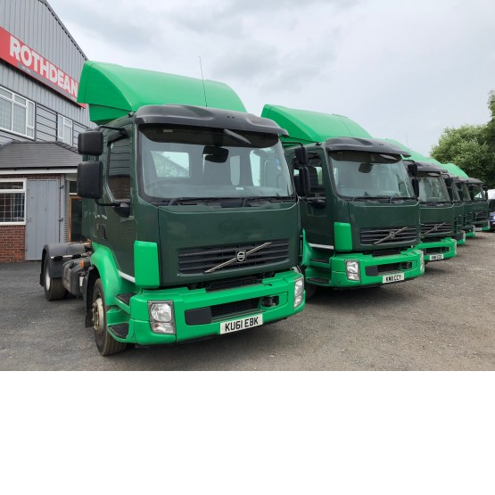 2012 VOLVO URBAN in 4x2 Tractor Units