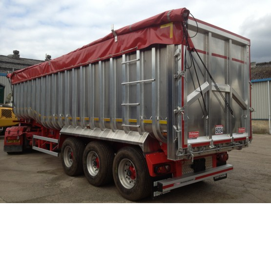 2014 Rothdean BULK ALLOY in Tipper Trailers Trailers