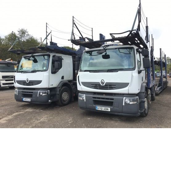 2011 RENAULT PREMIUM 430 DXI 430-195L ALLIANCE in 4x2 Tractor Units