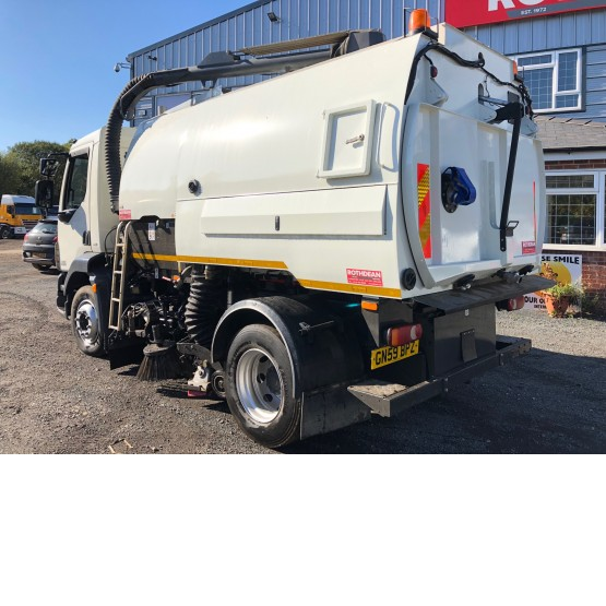 2010 DAF LF55-220 EURO 5 in Truck Mounted Sweepers