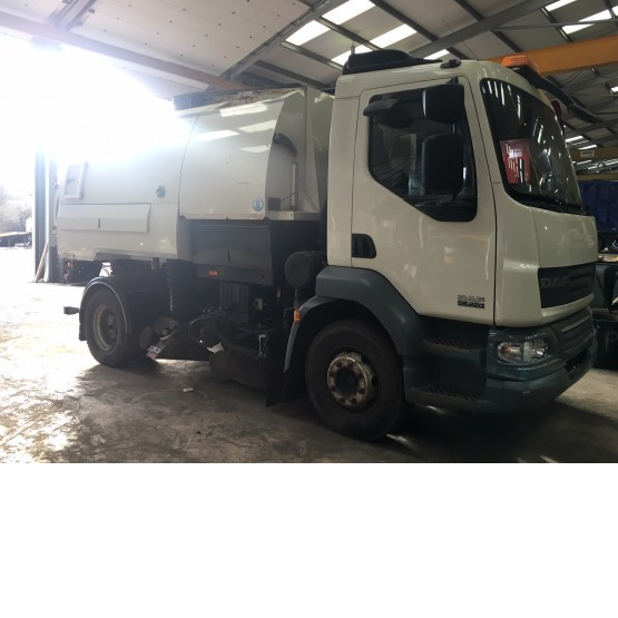 2007 DAF  in Truck Mounted Sweepers