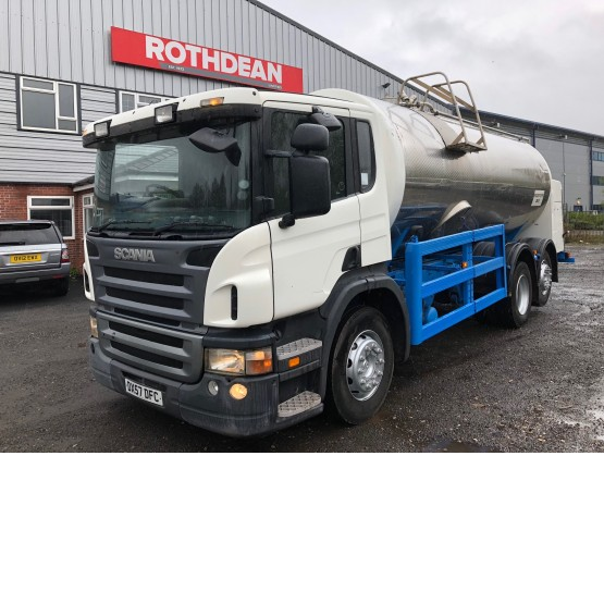 2007 SCANIA  in Tank Rigid Vehicles