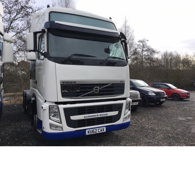 2012 VOLVO FH13-460