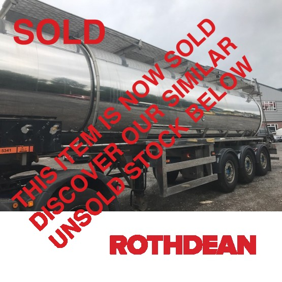 2008 Clayton CHEMICAL in Food & Chemical Tankers Trailers