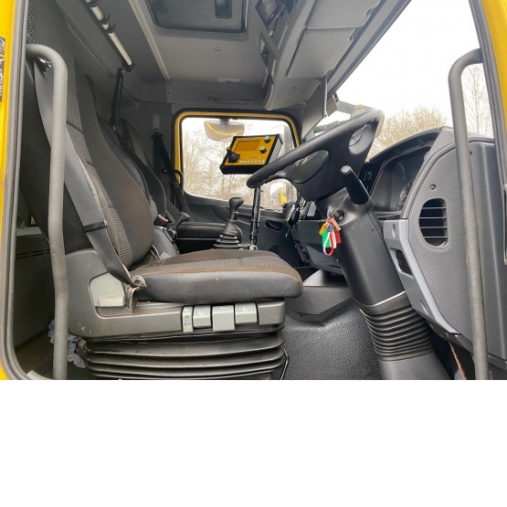 2012 MERCEDES AXOR 2629 BLUETEC 5 GRITTER in Gritters