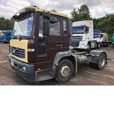 2000 VOLVO FL6H URBAN ARTIC
