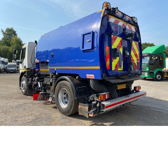 2013 DAF LF55-220 in Truck Mounted Sweepers