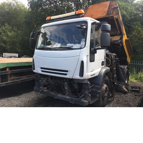 2008 IVECO EUROCARGO 150E22 in Truck Mounted Sweepers