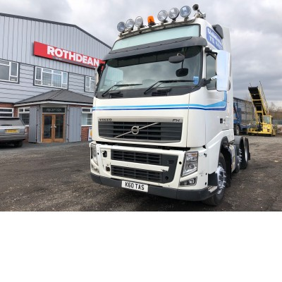 2009 VOLVO FH440 GLOBETROTTER