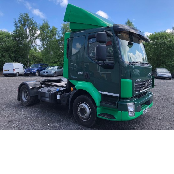 2012 VOLVO FL290 in 4x2 Tractor Units