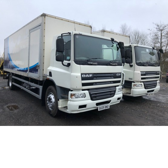 2009 DAF LF65-220 in Box Vans Rigid Vehicles