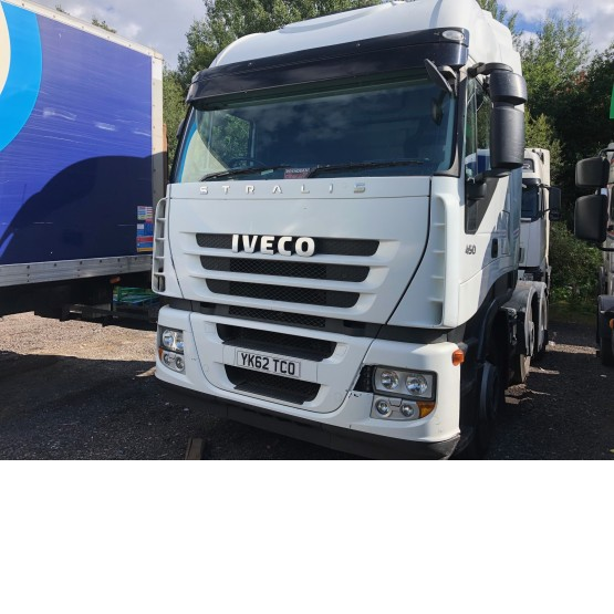 2012 IVECO STRALIS 450 EEV in 6x2 Tractor Units