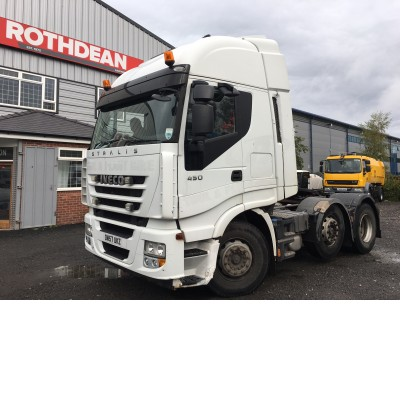 2008 IVECO STRALIS AS440545TX/P