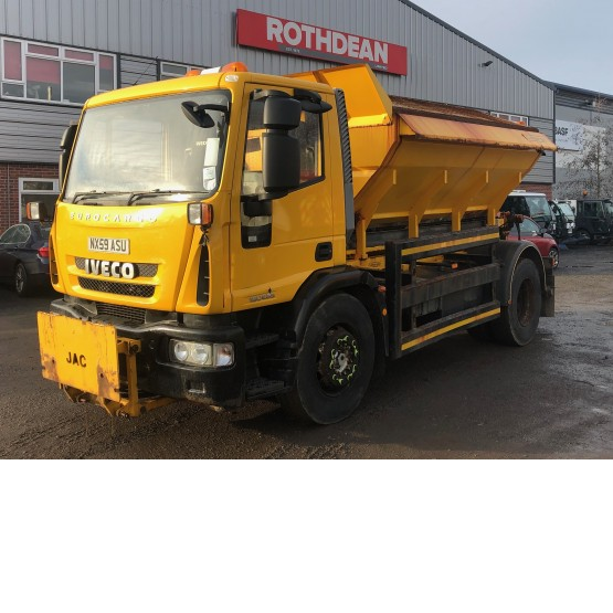 2009 IVECO EUROCARGO 180E25 in Gritters