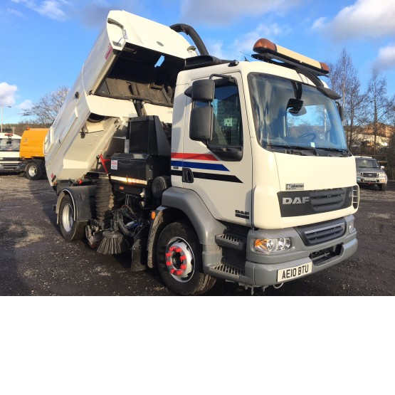 2010 DAF LF55.220 EURO 5 in Truck Mounted Sweepers