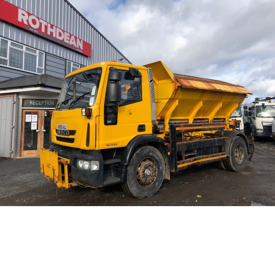 2009 IVECO EUROCARGO 180 E25 in Gritters