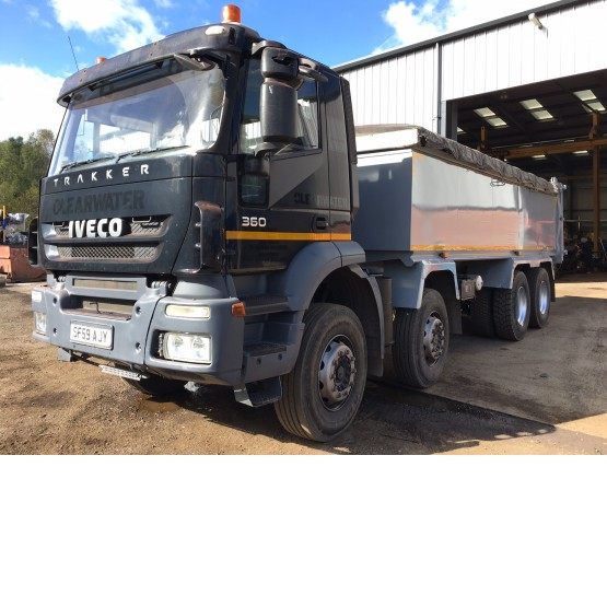 2009 IVECO TRAKKER E5 360 in Tippers Rigid Vehicles
