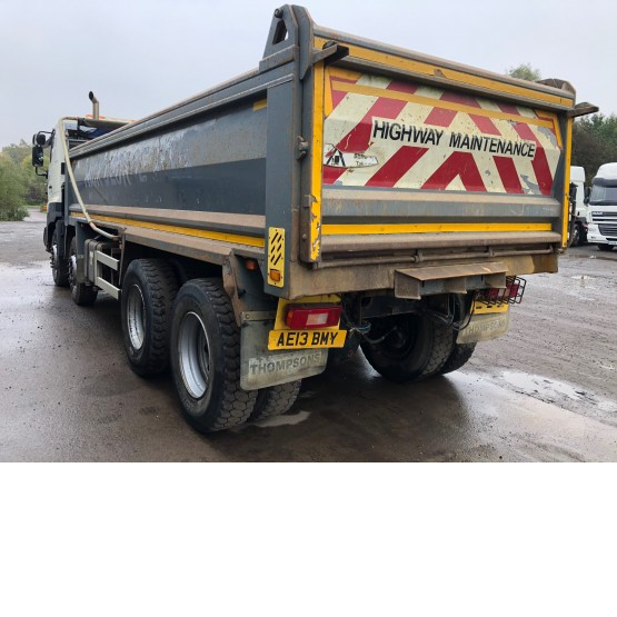 2013 HINO 700 SERIES 3241 TIPPER in Tippers Rigid Vehicles
