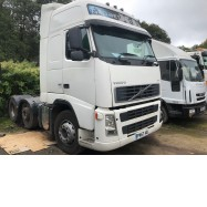 2007 VOLVO FH480 GLOBETROTTER XL