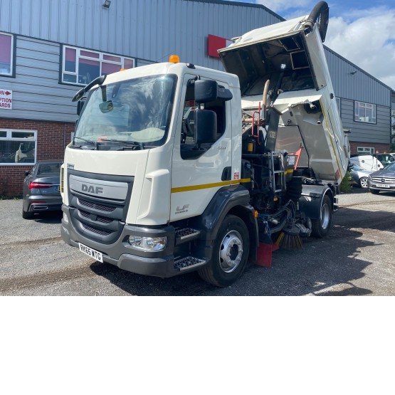 2015 DAF EURO 6 LF55-220 in Truck Mounted Sweepers