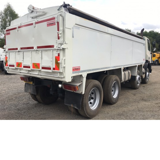 2007 DAF CF85-360 in Tippers Rigid Vehicles
