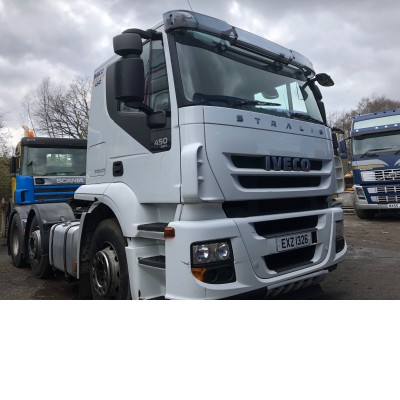 2012 IVECO STRALIS 450 ACTIVETIME CAB