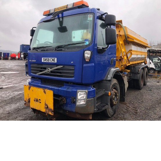 2008 VOLVO FE320 EURO 5 in Gritters