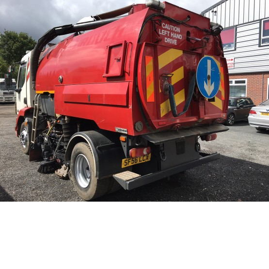 2006 DAF LF55-180 in Truck Mounted Sweepers