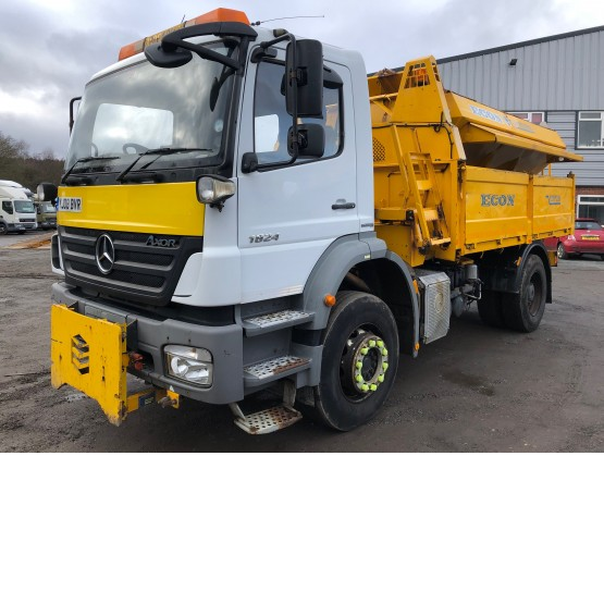 0 ECON 6 GRITTER BODY in Gritters