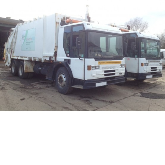 2002 DENNIS ELITE 11 TI in Refuse Collection Vehicles (RCVs)