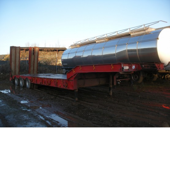 1993 ANDOVER LOW LOADER in Lowloaders Trailers