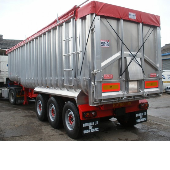 2011 Rothdean BULK ALLOY in Tipper Trailers Trailers