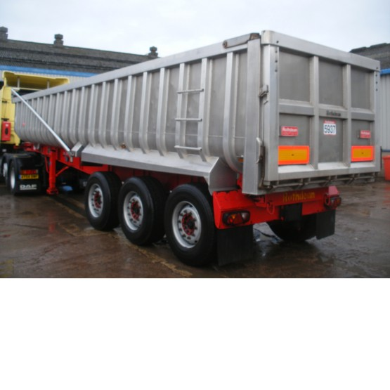 2011 Rothdean ALLOY AGG in Tipper Trailers Trailers