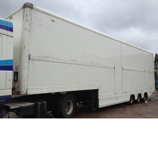 2004 Don Bur STEP FRAME BOX in Box Trailers Trailers