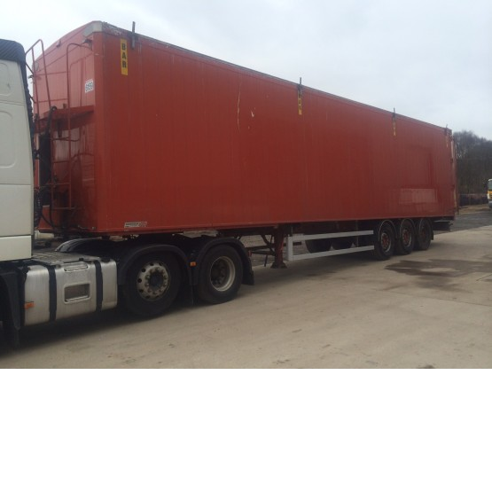 2009 WEIGHTLIFTER WALKING FLOOR in Ejector & Moving Floor Trailers