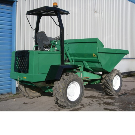 2000 BARFORD SX6000 in Other