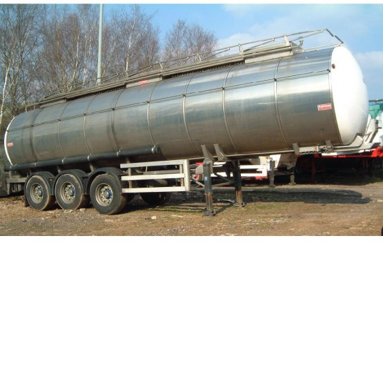 2004 Rothdean G.P in Food & Chemical Tankers Trailers