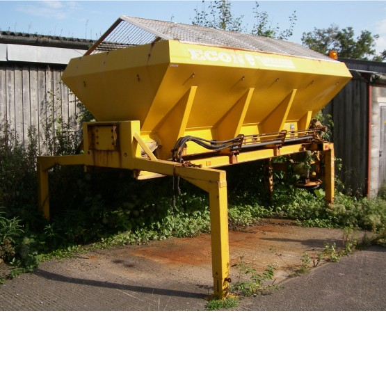 1998 ECON GRITTER BODY in Gritters