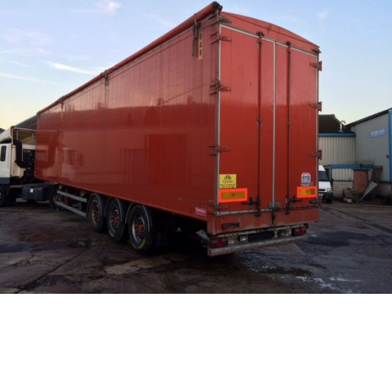 2009 Weightlifter MOVING FLOOR in Ejector & Moving Floor Trailers