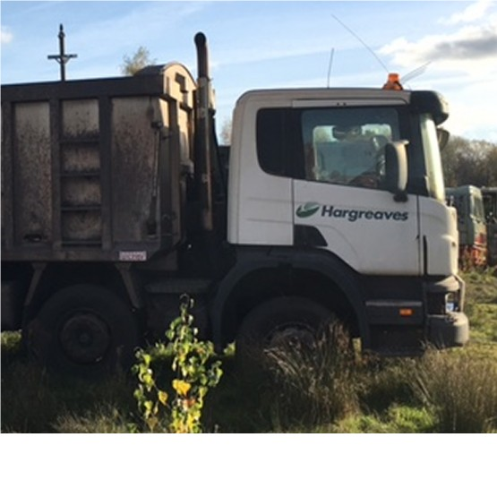 2005 SCANIA P380 TIPPER in Tippers Rigid Vehicles