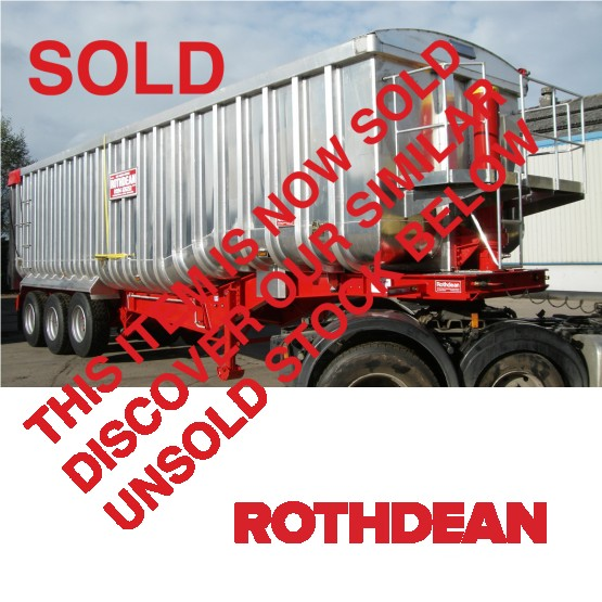2009 Rothdean BULK ALLOY in Tipper Trailers Trailers