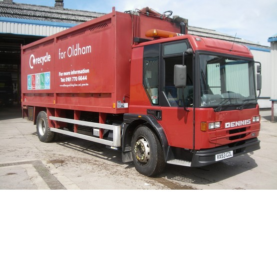2003 DENNIS 1825C ELITE TI in Refuse Collection Vehicles (RCVs)