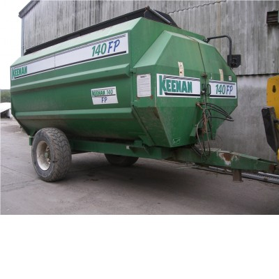 1998 KEENAN 140 FB FEEDER