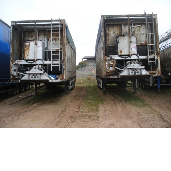 2003 EUROEJECTOR EJECTOR in Ejector & Moving Floor Trailers