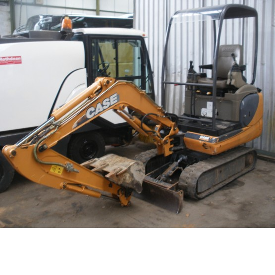 2005 CASE CX16BR MINI DIGGER in Loaders